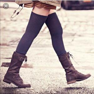 Timberland Savin Hill mid calf brown boots